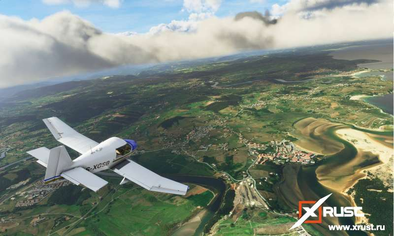 Обзор Microsoft Flight Simulator 2020 - самая большая песочница в истории