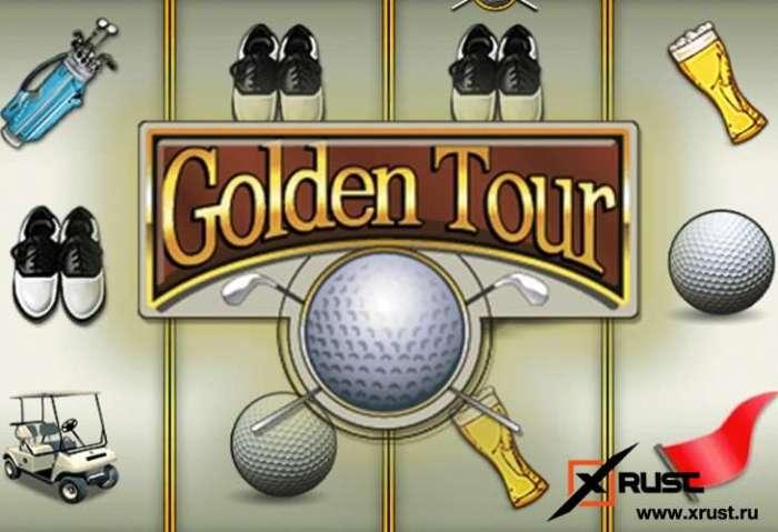 Казино Вулкан и автомат Golden Tour