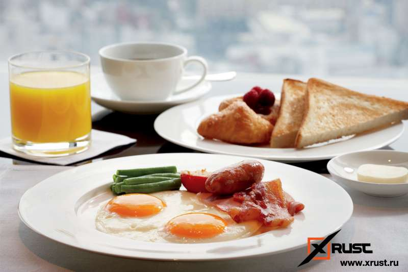 Завтрак для похудения: минус 9 килограмм