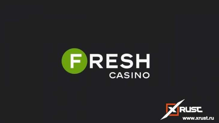Казино Фреш и два новых автомата