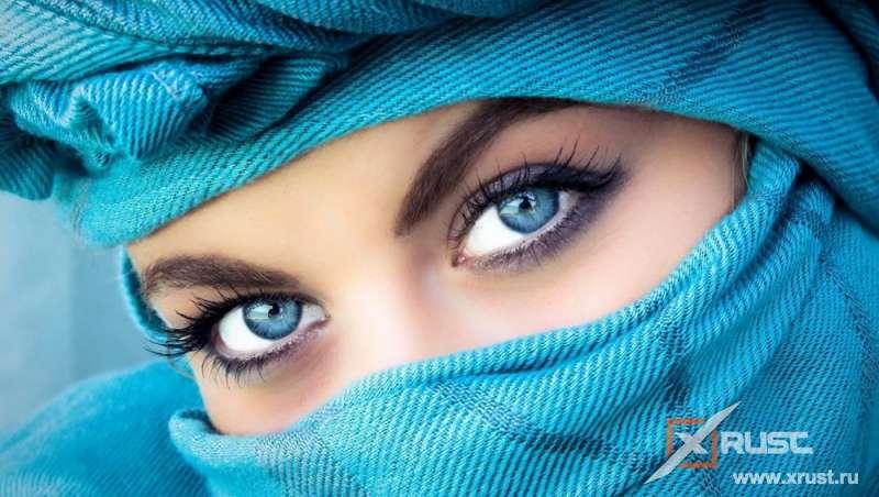 Голубые глаза появились 8000 лет назад
