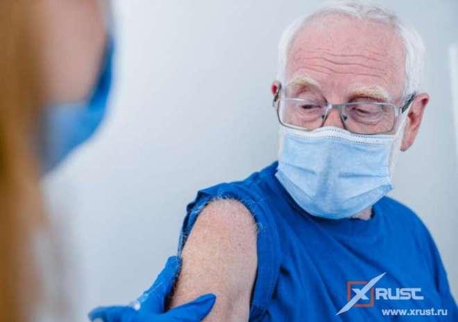 Рекомендации перед вакцинацией пожилым россиянам