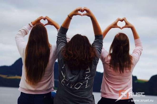 Женская дружба: выгода или интерес