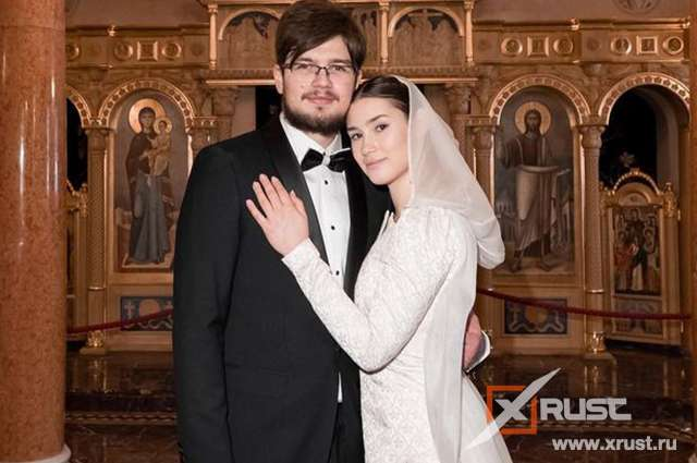 Дочка Бориса Немцова обвенчалась с мужем
