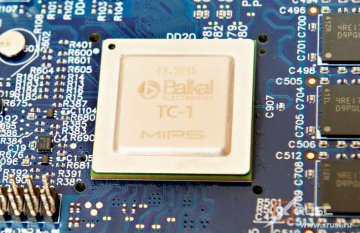 Baikal как альтернатива Intel и AMD