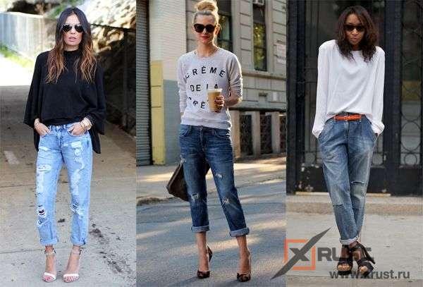 Самые актуальные джинсы этого сезона