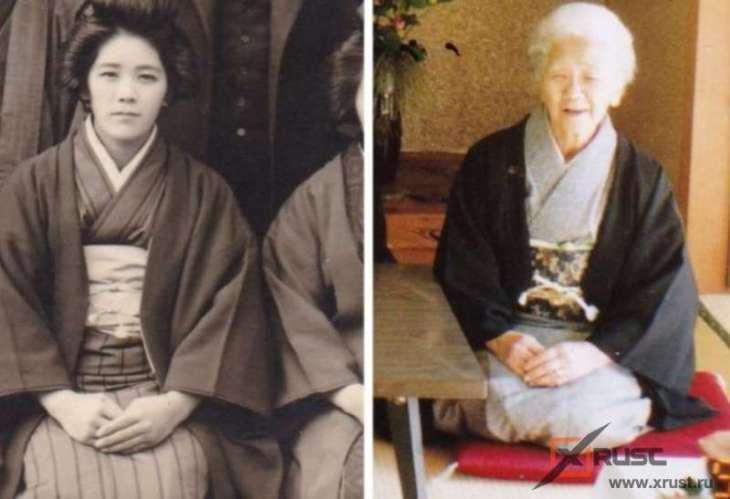 4 простые привычки японцев – залог долголетия