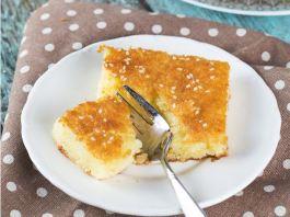 Γλυκό τυρόψωμο παρμεζάνα