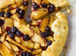 Πίτα με Mήλο και Αχλάδι