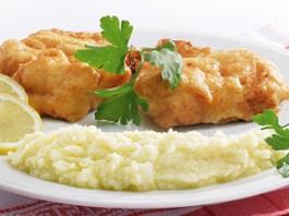 μπακαλιαρος σκορδαλια με πατάτα