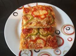 Υπέροχη Σπιτική Πίτσα