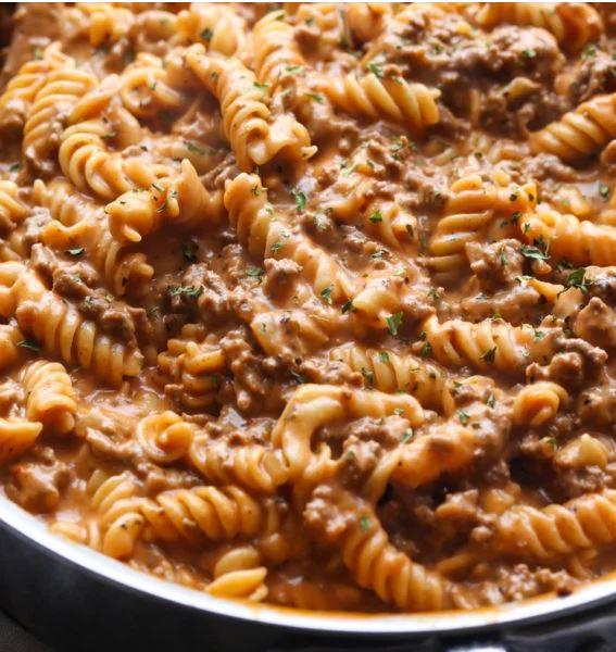 Ζυμαρικά με την πιο κρεμώδη σάλτσα