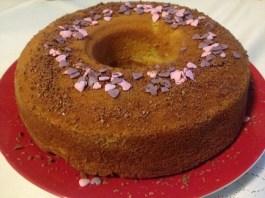 Κέικ για την γιορτή της Γυναικας
