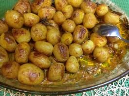 πατάτες baby