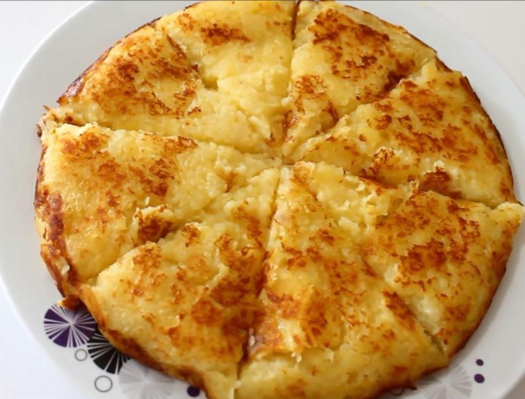 Πατατόπιτα τηγανητή