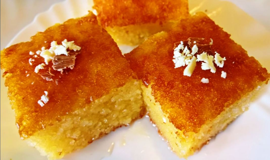 Σιμιγδαλένιο Κέικ