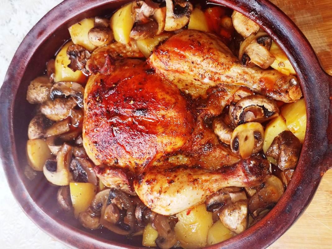 Κοτόπουλο Φουρνου