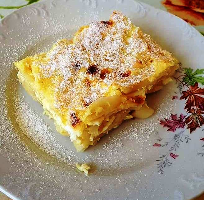 Γλυκά - αλμυρά μακαρόνια φούρνου