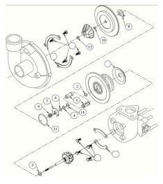 KKK Turbocharger Rebuild Kit, KKK K03 K04 K06 Turbocharger
