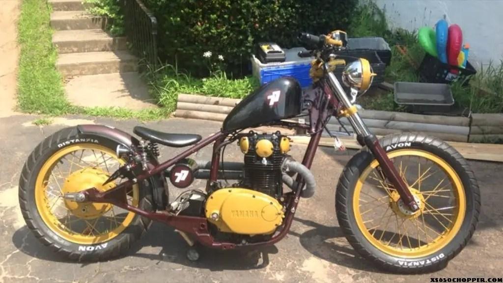 Besides Yamaha Xs 650 Chopper Bobber On 1977 Yamaha Xs650 Wiring
