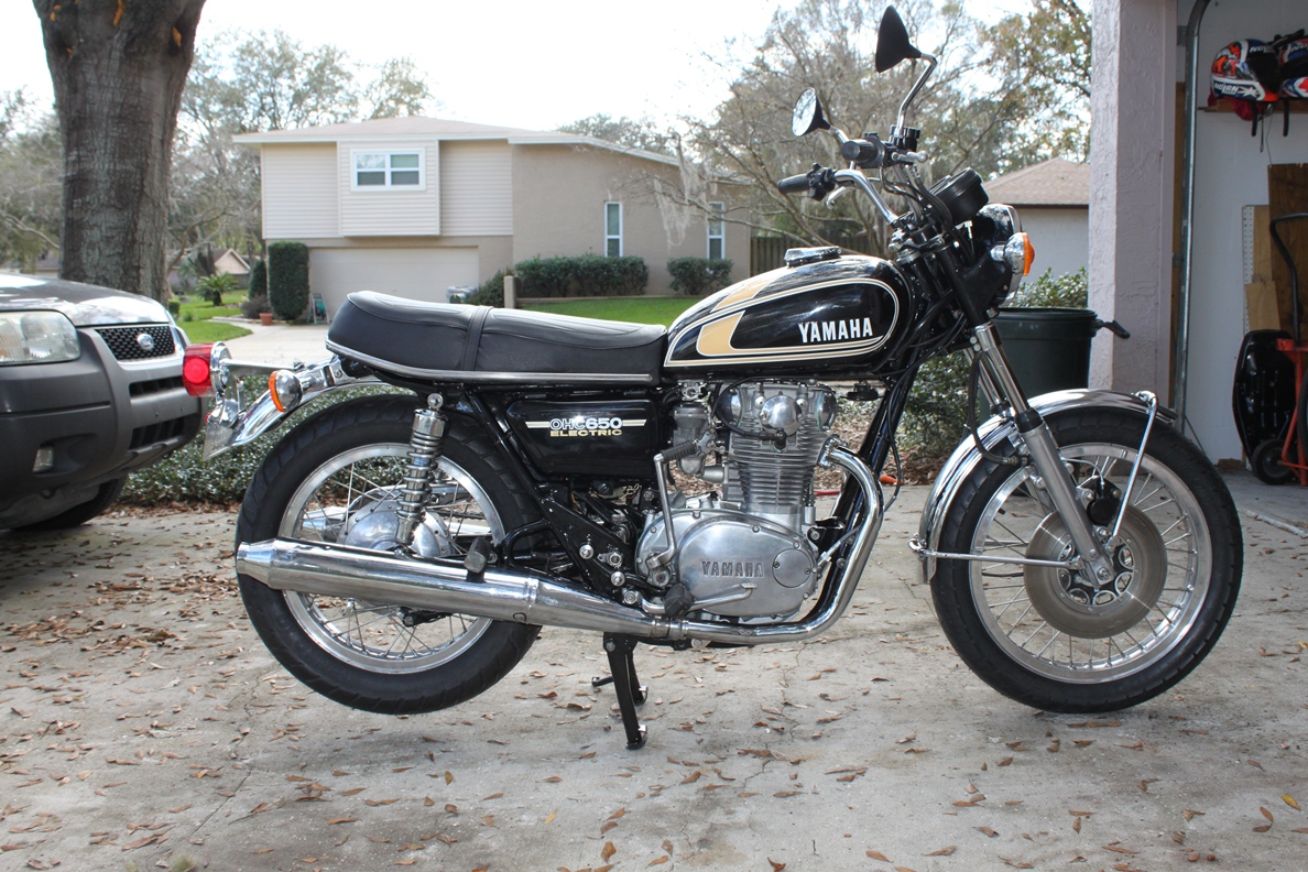 1981 Yamaha 650 Special Wiring Harness As Well As Yamaha Xs650 Engine