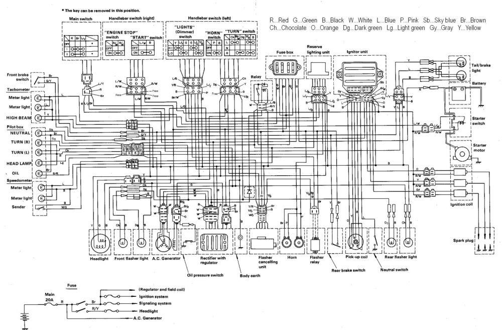 medium resolution of yamaha xs750 se 1979 page 38 xs1100 wiring diagram 1982 yamaha maxim 400 wiring diagram