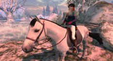 20151117 - Horseback in winter