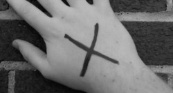 x on hand