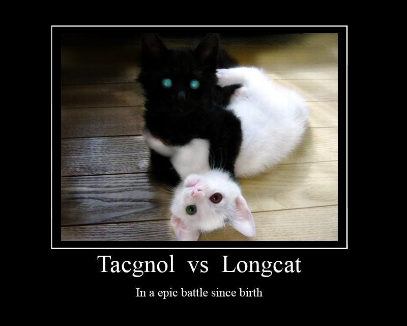 Tacgnol vs Longcat