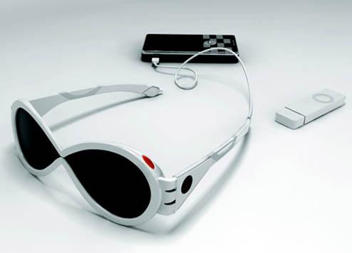 Solar Panel Sunglasses