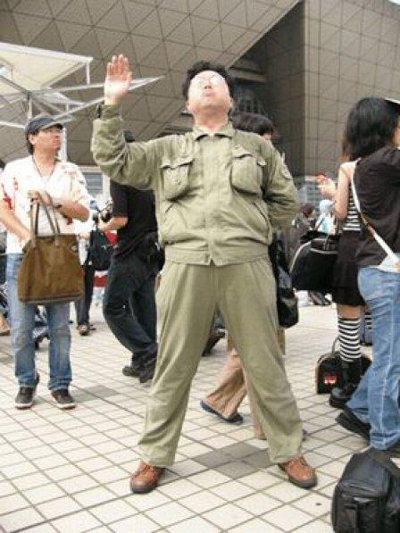 Noth Korea (Kim Jong-Il/Dear Leader) - ? LOL
