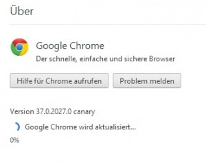 Google Chrome 64Bit