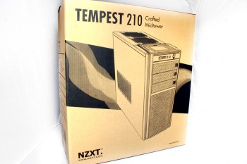 NZXT Tempest 210