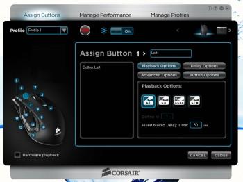 Assign Buttons