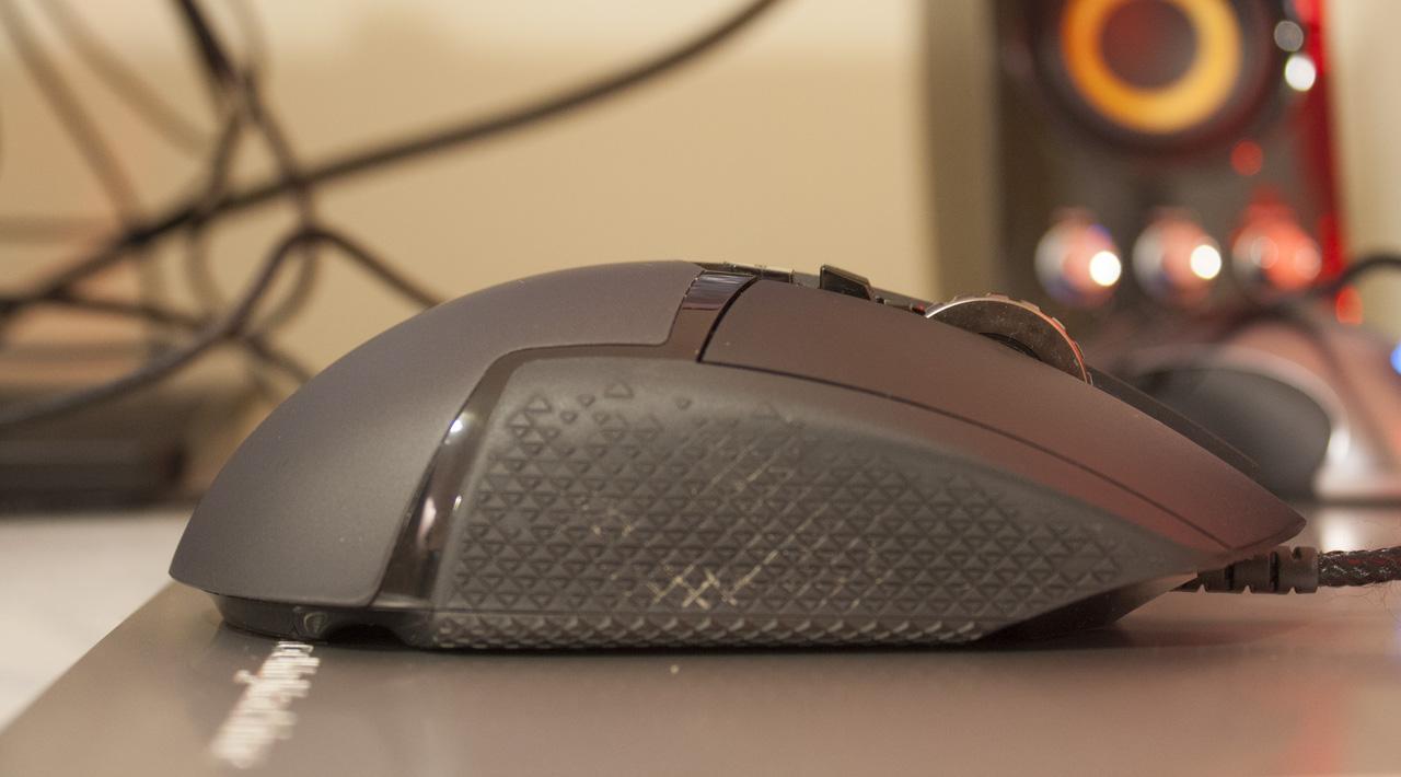 Logitech G502 review: keep scrolling scrolling scrolling scrolling