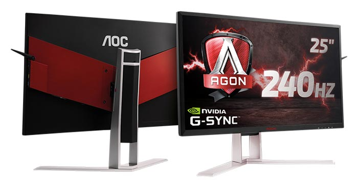 AOC AGON AG251FG review: the best 240Hz monitor yet - Review