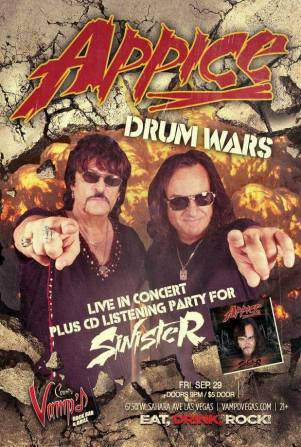 Interview With Legendary Drummer Carmine Appice