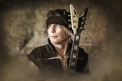 """Watch The New Video """"Take Me To The Church"""" By Michael Schenker"""