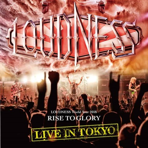 "Loudness To Release ""Live In Tokyo"" 3 Disc Set"