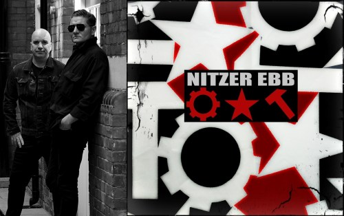 Bon Harris Says Nitzer Ebb Have No Plans For A New Studio Album Anytime In The Near Future