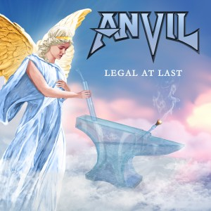 "Anvil Announce New Album ""Legal At Last"""