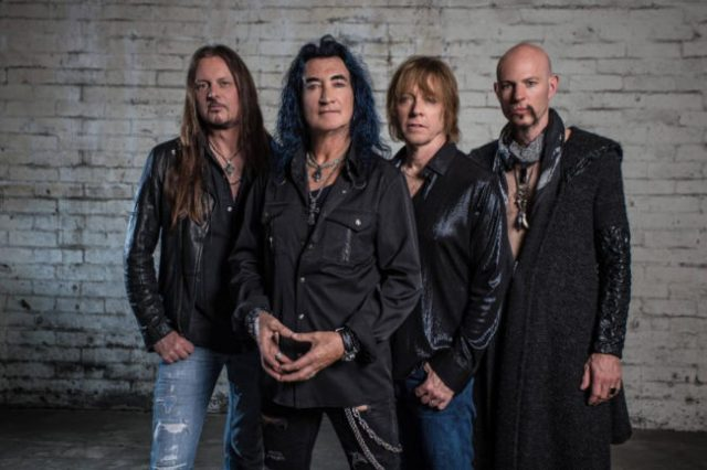 Black Swan Featuring Members From Dokken, Whitesnake and MSG Debut First New Song! Watch It Here!