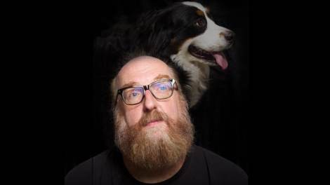 "Brian Posehn Talks With XS ROCK About New Album ""Grandpa Metal"" Featuring An All Star Metal Lineup"