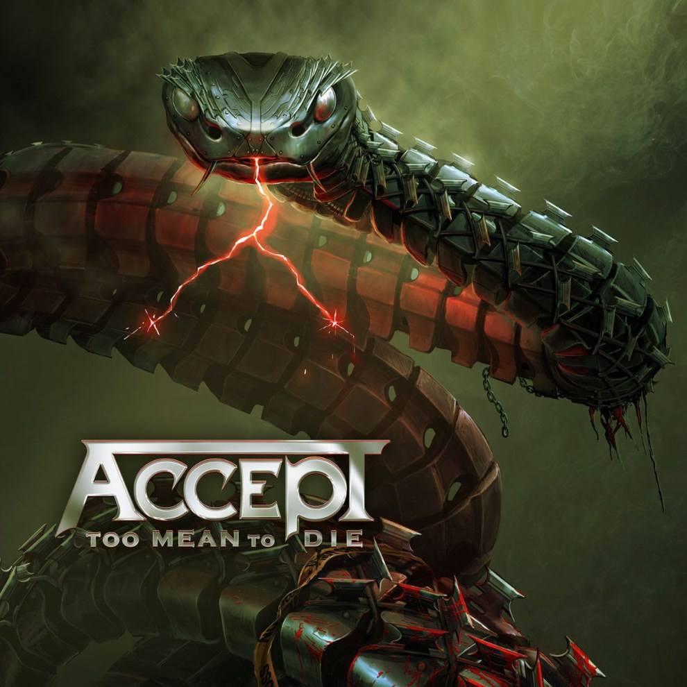 ACCEPT Release Single For Too Mean To Die