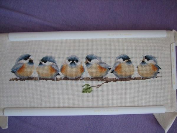 Heritage Stitchcraft Valerie Pfeiffer Chorus Line