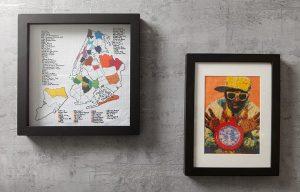 Ellen Schinderman and Keith Clark's designs from Issue 2