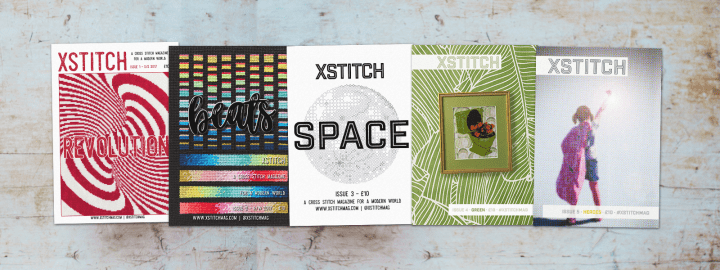 Subscribe to XStitch Magazine and get each issue delivered straight to your door!