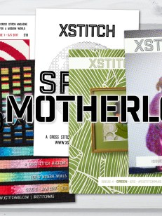 XStitch Magazine Motherload Combo Package