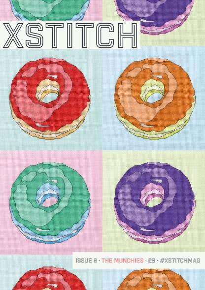 Modern Cross Stitch   XStitch Magazine Issue 8
