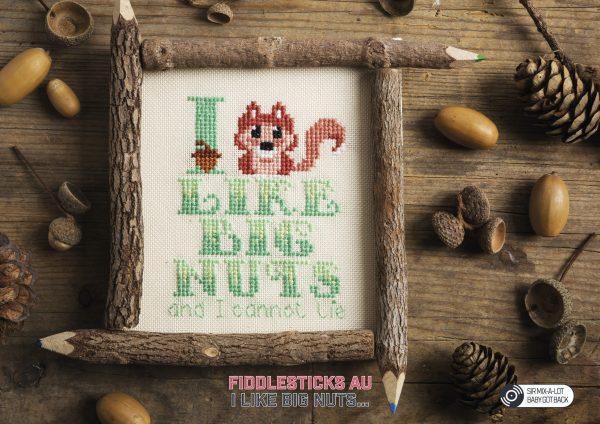 FiddlesticksAU - I Like Big Nuts